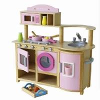 Keuken blank inclusief accessoires