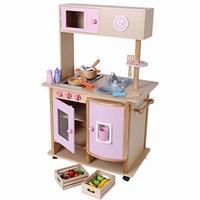 Keuken blank dubbelzijdig incl accessoires