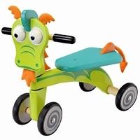 Loopfiets draak; I'm Toy